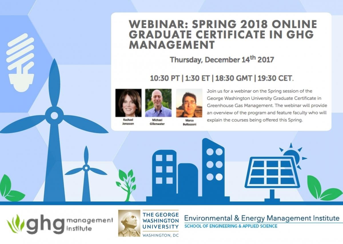 Environmental & Energy Management | The George Washington University