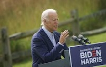 Biden making climate statement