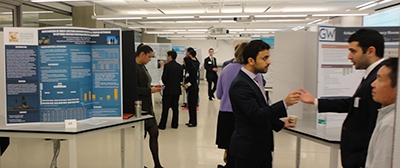 Student Displays at SEAS R&D Symposium