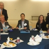 GHG Symposium Participants at Lunch