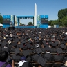 2016 Commencement on the Mall